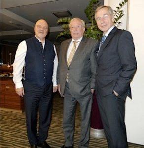 3 Generalsekretäre